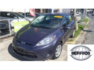 2013 FORD FIESTA SE - GRIS, Ford Puerto Rico
