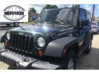 JEEP WRANGLER 2PTS 2011, Jeep Puerto Rico