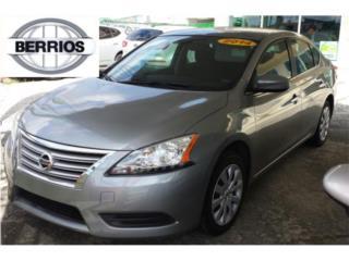 NISAN SENTRA 2014 PAGOS DESDE $236.00, Nissan Puerto Rico