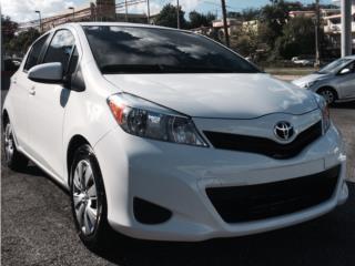 TOYOTA YARIS 2014 CON PAGO DE $165 men, Toyota Puerto Rico