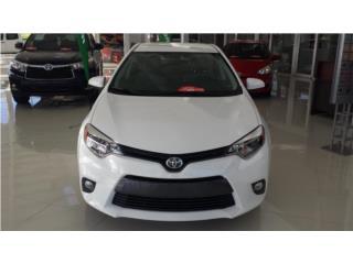 TOTOTA COROLLA 2015 POCO MILLAJE, Toyota Puerto Rico