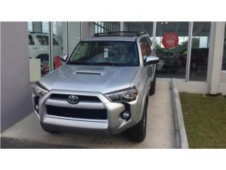 4 RUNNER 4WD V6 TRAIL EDITION DEMO, Toyota Puerto Rico