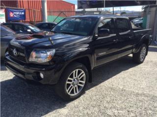 TACOMA TRD 11 4X4  SOLO 39K MILLAS BN NUEVA, Toyota Puerto Rico