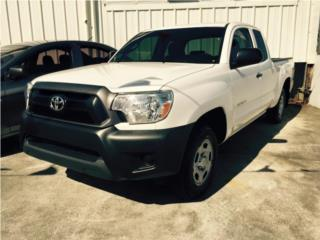 TOYOTA TACOMA 2013 9K MILLAS!, Toyota Puerto Rico