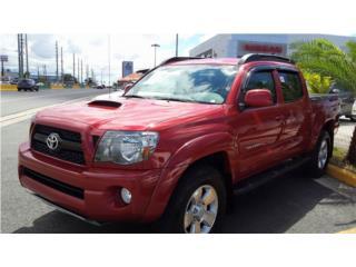 PICK UP TACOMA 4X4 TRD COMO NUEVA!!!, Toyota Puerto Rico