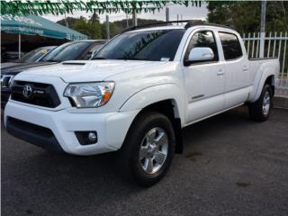 TOYOTA TACOMA 2012 POCAS 4X4*EXTRA CLEAN, Toyota Puerto Rico