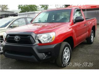 Toyota Tacoma 2013 excelentes condiciones!!!, Toyota Puerto Rico