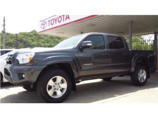 PICK UP TACOMA LA MEJOR Y PUNTO!!!, Toyota Puerto Rico