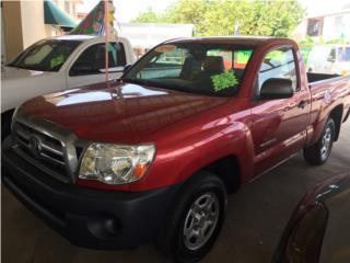 Preciosa Toyota Tacoma y al mejor precio, Toyota Puerto Rico