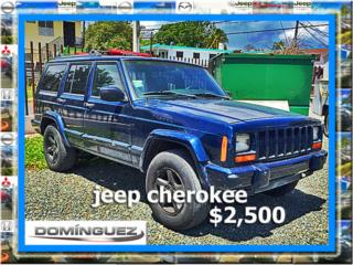 JEEP CHEROKEE, Jeep Puerto Rico