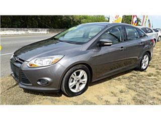 Ford Focus SE 2014, Ford Puerto Rico