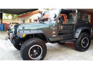 WRANGLER 2001, Jeep Puerto Rico