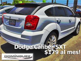 CALIBER SXT, Dodge Puerto Rico