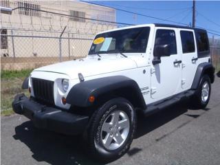 JEEP WRANGLER SPORT 2012, Jeep Puerto Rico