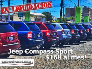 JEEP COMPASS SPORT, Jeep Puerto Rico