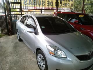 toyota yaris 2012, Toyota Puerto Rico