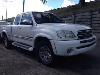 TUNDRA SR5 4 PUERTAS 6 CILINDROS  $8900, Toyota Puerto Rico