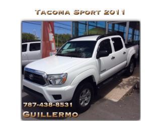 TACOMA 2011 TRD  NUEVAAAA , Toyota Puerto Rico