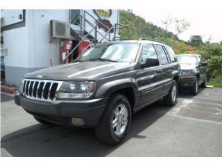 JEEP  GRAND CHEROKEE 2002, Jeep Puerto Rico