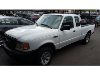 FORD RANGER 2011 XL CAB 1/2 AUT.EXCLS.CONDS., Ford Puerto Rico