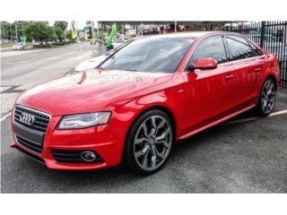 AUDI A-4 2012 (S-LINE), Audi Puerto Rico