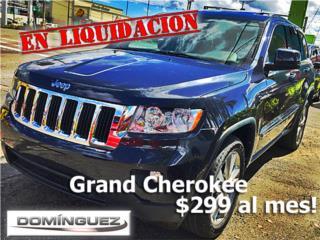 GRAND CHEROKEE, Jeep Puerto Rico