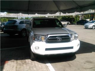 TOYOTA TACOMA CABINA 1/2 2007, Toyota Puerto Rico
