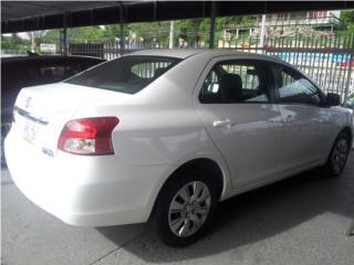 toyota yaris, Toyota Puerto Rico