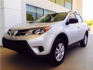 ** Rav-4 2015 En Liquidacion!!**, Toyota Puerto Rico