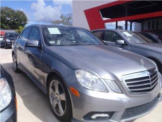 MERCEDES BENZ E350 SEDAN CON MOONROOF!, Mercedes Benz Puerto Rico