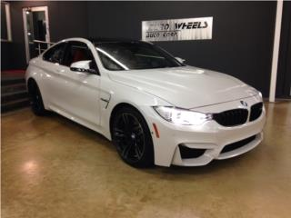 BMW M4 SEQUENTIAL BLANCO 2015, BMW Puerto Rico