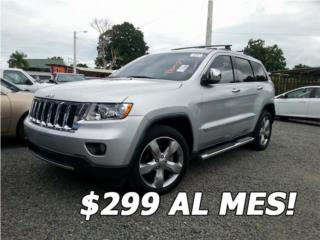 JEEP GRAND CHEROKEE LIMITED, Jeep Puerto Rico