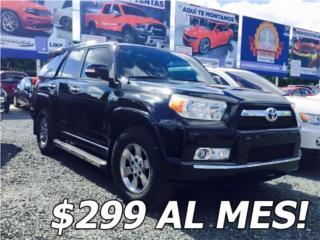 4 RUNNER 3 FIL.AS EXCELENTES CONDICIONES!, Toyota Puerto Rico