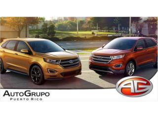EDGE 2016!!!, Ford Puerto Rico