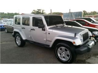 Wrangler Sahara, Jeep Puerto Rico