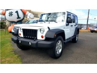JEEP WRANGLER SPORT UNLIMITED 2012, Jeep Puerto Rico