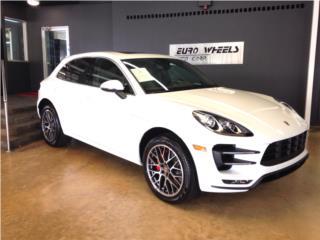PORSCHE MACAN TURBO 2015, Porsche Puerto Rico