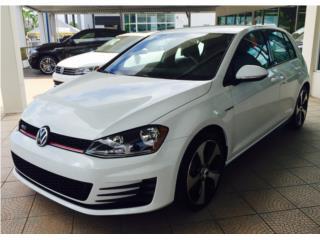 GTI S 2017 ACABADA DE LLEGAR , Volkswagen Puerto Rico