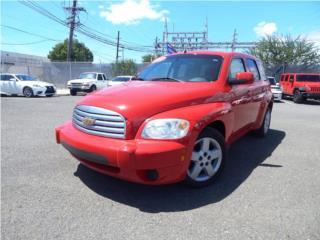 2011 Chevrolet HHR LT, Chevrolet Puerto Rico