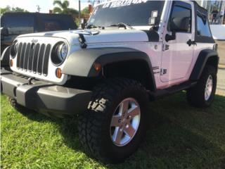 Jepp Wrangler  Expectacular!, Jeep Puerto Rico