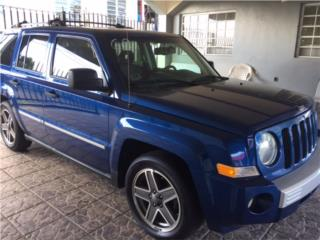 2009 JEEP PATRIOT LIMITED 2009, Jeep Puerto Rico