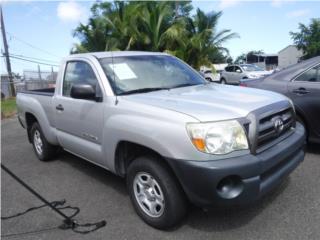 TACOMA CAB. SENCILLA, Toyota Puerto Rico