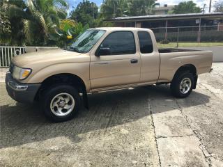 TOYOTA TACOMA 1999 IMPORTADO , Toyota Puerto Rico