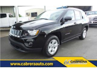 JEEP COMPASS SPORT / VARIEDAD, Jeep Puerto Rico