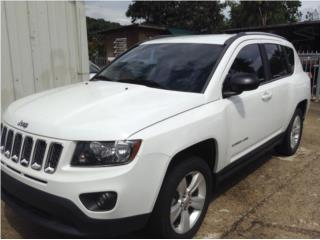 Jeep Compass 2014, Jeep Puerto Rico