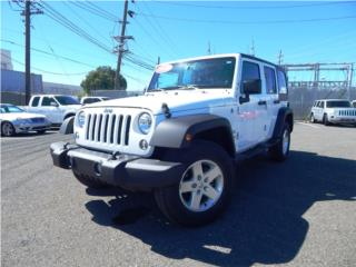 2014 Jeep Wrangler Unlimited Sport, Jeep Puerto Rico