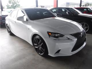 LEXUS IS 200T F SPORT, Lexus Puerto Rico
