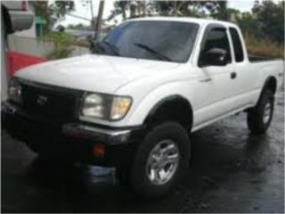 Toyota Tacoma 1999 , Toyota Puerto Rico