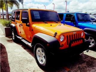 Jeep Wrangler Sport 2012 LIQUIDACION , Jeep Puerto Rico