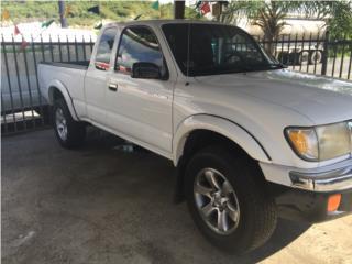 Toyota Tacoma cab1/2 , Toyota Puerto Rico